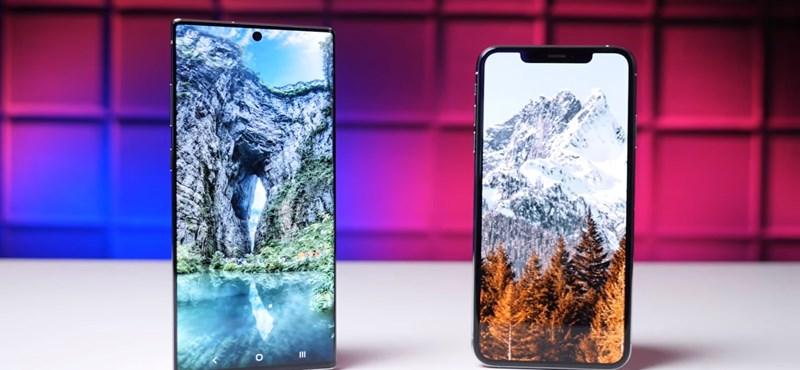 Friss sebességteszt: a legjobb iPhone vagy a legújabb Samsung a gyorsabb?