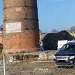 Jön még egy robbantás Győrben, újabb látványos videók készülhetnek