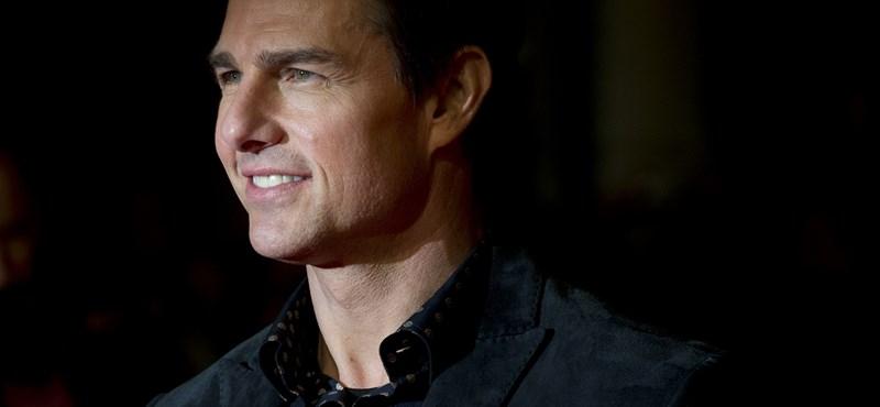Tom Cruise törött bokával forgatta le az új Mission Impossible egyik jelenetét