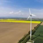 Egyetlen új szélturbina tízmillió eurónyi gazdasági aktivitást generál