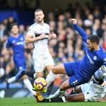 Hazard meglőtte a 100. gólját a Chelsea-ben