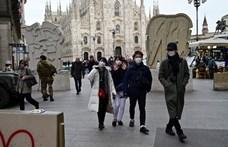 Meghaladta a tízezret az olasz, ezret a brit áldozatok száma