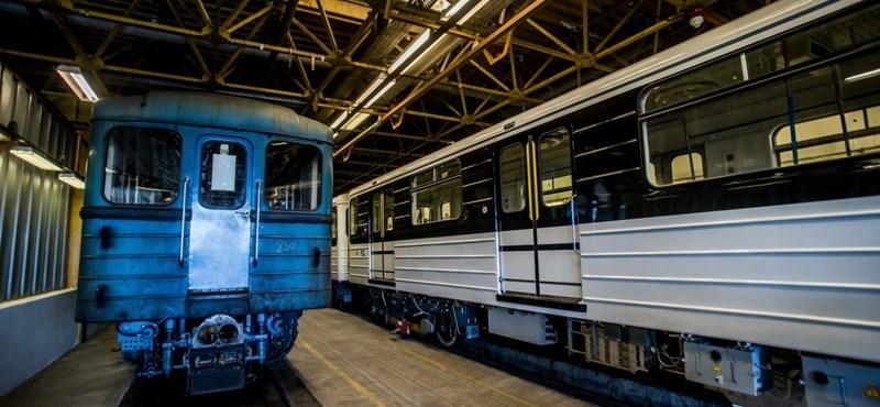 Megint gond volt a felújított orosz metrókkal