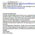 Több fideszes politikus is kéretlen levelekkel árasztotta el a postaládákat