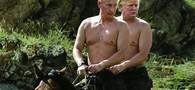 Jövő héten létrejöhet végre a nagy Putyin–Trump-találkozó