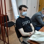 A student newspaper raided him, and Russian police arrested the youth