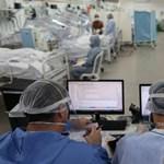 Majdnem 5 millió fertőzött világszerte, közel 1,9 millióan meggyógyultak