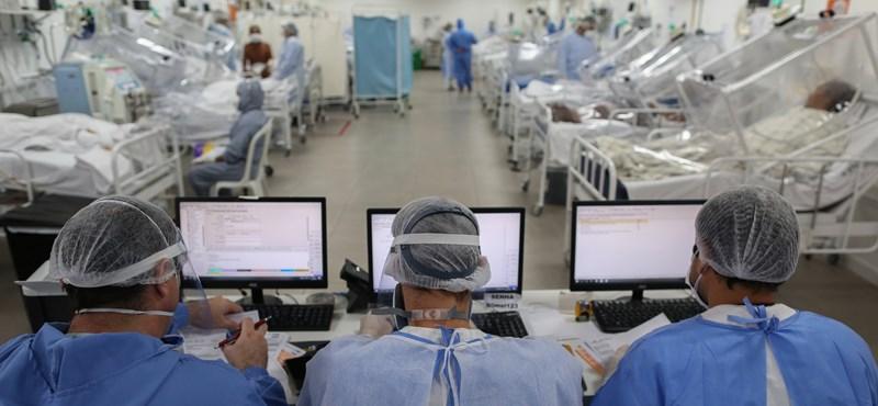 Magyarország az elsők között tesztelhet egy japán gyógyszert - járványhírek percről percre