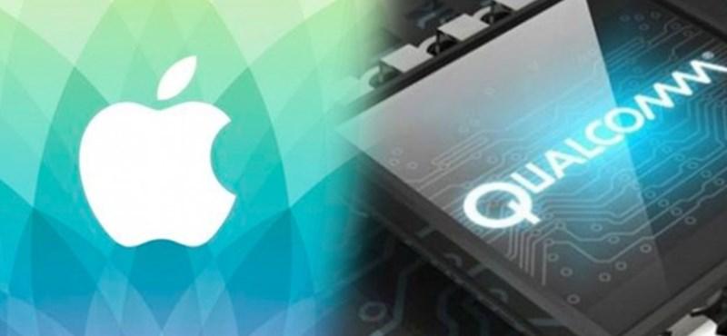 Ha igazat adnak a Qualcommnak, nem lehet majd iPhone-t venni Amerikában