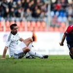 A Debrecen nyerte a rangadót Fehérváron