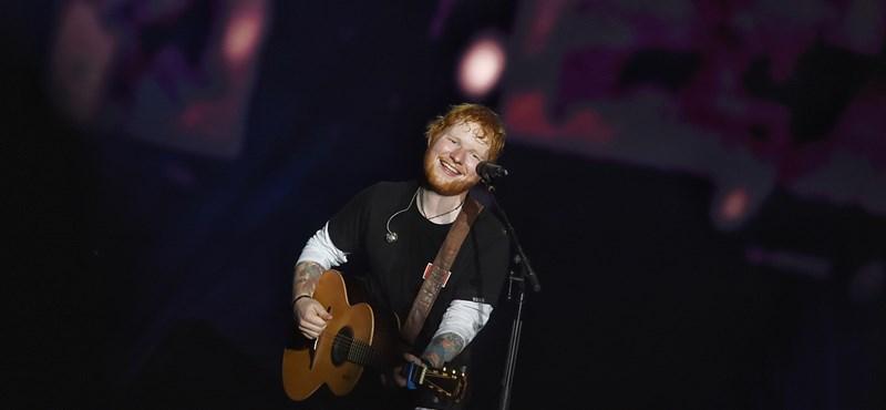 Jött, láttuk és megfejtettük Ed Sheeran titkát a Szigeten