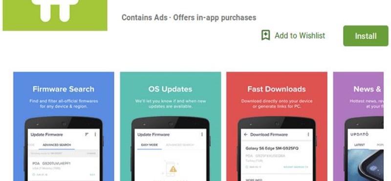 Lekerült a Play Store-ból az alkalmazás, ami a samsungosok pénzére hajtott