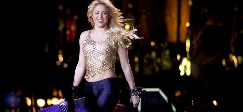 Ritkán látható fotó: Shakira kisfia már másfél éves