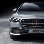 Kémfotón az új Mercedes-Maybach S-osztály