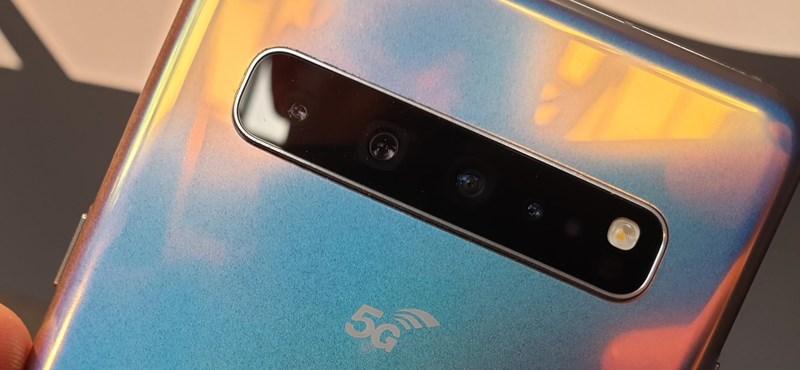 Nagyon jól fogy a Samsung 5G-s mobilja, az LG leszakadt tőlük