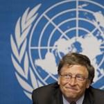 Négy év után újra sikerült Bill Gatesnek
