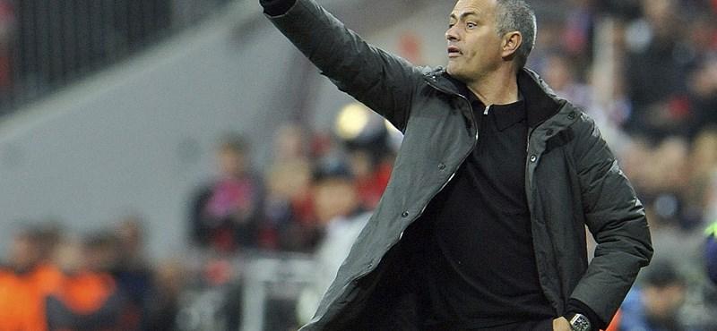 """Mourinho: """"A partjelző hatalmasat hibázott"""""""