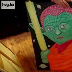 Videó: És itt a kép, amelyen Rogán Yoda Antal megvédi kormányát a sötét erő hatalmától