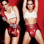 Fotók: Jennifer Lopez bekeményít a V Magazine-ban