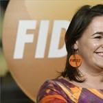 Francia becsületrenddel tüntették ki Novák Katalint
