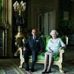 Új képet posztoltak II. Erzsébet és férje házassági évfordulója alkalmából - fotó