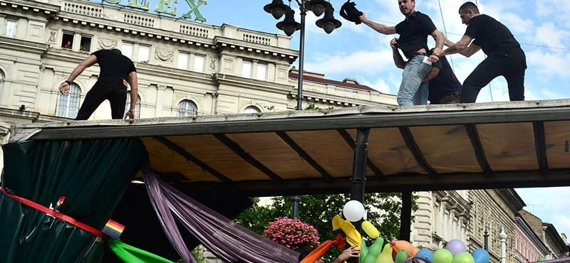 Pride: elfogták a biztonsági őröket, akiknek vérdíjat tűztek ki a fejére