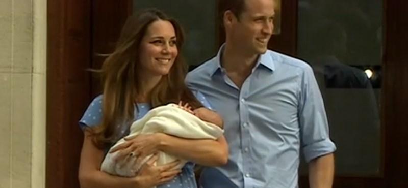 Katalin hercegné hipnoszüléssel hozta világra a gyerekeit