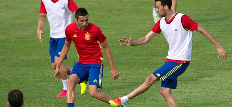 A politika beleszólt: kizárhatják a spanyolokat a foci vébéről