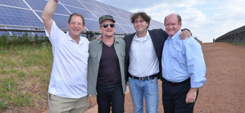 Bono megnézte, ahogy Ruanda is lelépi Magyarországot