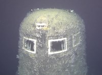 Újabb felvételeket mutatunk a sugárzó szovjet atom-tengeralattjáróról