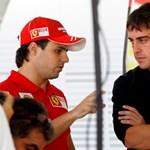 Forma-1: botrány a színfalak mögött a Ferrarinál?