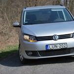 Volkswagen Touran teszt: féltem, hogy sokat fogyaszt