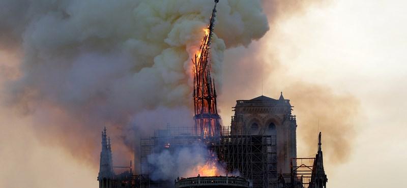 Szeged és Székesfehérvár tízezer eurót küld Párizsnak a Notre-Dame helyreállítására