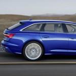 Családapák álma: itt az új kombi Audi A6-os, ami főleg dízelként támad