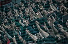 11 embert vettek elő a rendőrök a csütörtöki szlovák–magyar meccsen