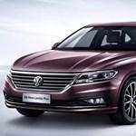 Olyan mint a Passat, de kicsit kisebb és olcsóbb: itt az új VW Lavida Plus