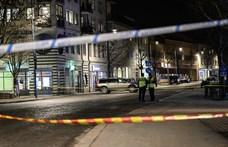 Nyolc embert megkéselt egy férfi Svédországban