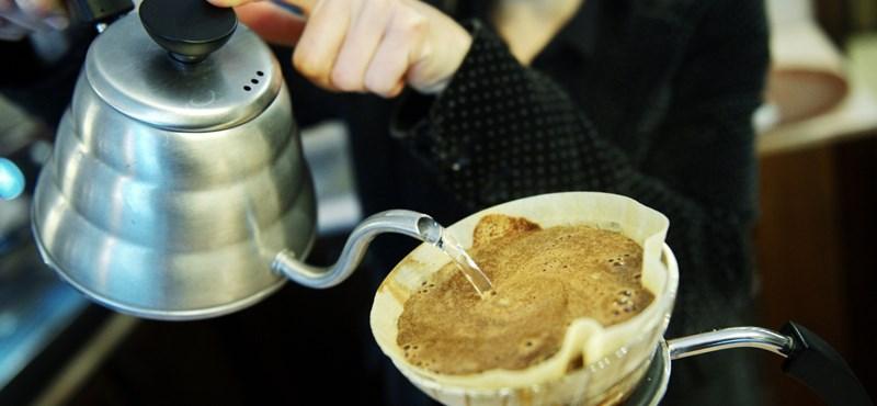 Ön hol tart? Napi 2-3 csészével is felhörpint a kávézó magyarok többsége