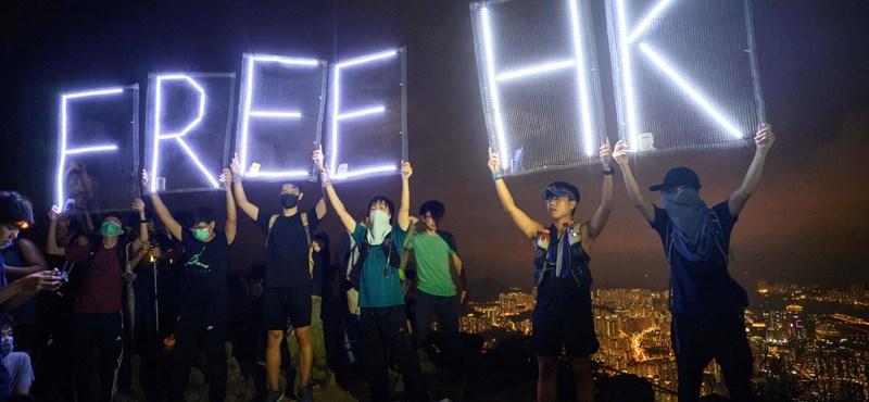 Hongkong nem adja fel, Tajvan pedig feszülten figyel