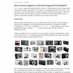 CES 2011 fotós szemmel: leáldozott a kompakt gépeknek?