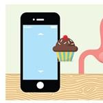 Mit szólna egy apphoz, amivel ételeket tölthetne le a gyomrába?
