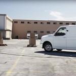 Egy driftbajnoknak a dobozos áruszállító is kiadja - videó