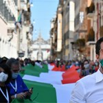 Nem tett jót Matteo Salvini népszerűségének a koronavírus-járvány