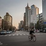 Soha annyi cég nem alakult egy hónap alatt Kínában, mint áprilisban