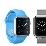 Így indított az Apple Watch