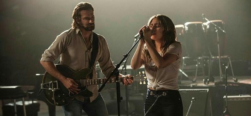 Elő a zsebkendőkkel: könnyesnek és erősnek ígérkezik Lady Gaga és Bradley Cooper közös filmje