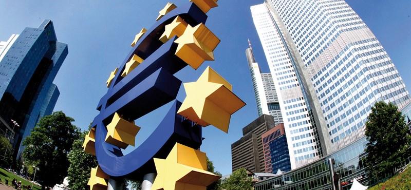 Nem csökkent kamatot az EKB