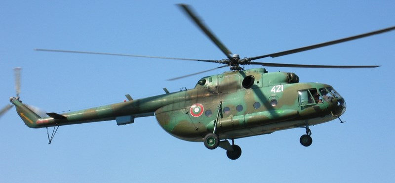 Milliárdokat költött az állam honvédségi helikopterekre, mégis elavultak maradtak