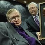 Ezt a különleges ajándékot kapta Hawking az Inteltől