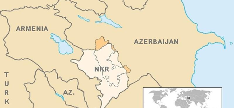 Az azeriek szerint magyarok szolgáltatnak igazságot nekik Karabah-ügyben